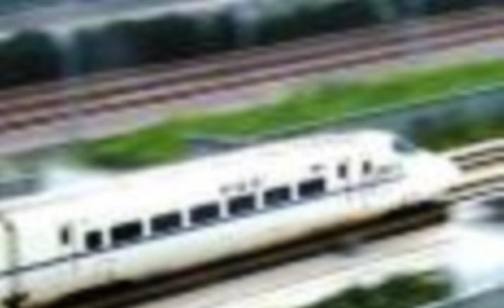 Beijing-Shanghai High-Speed Train