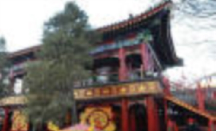 Tianhou Temple Re-opens with Renovation