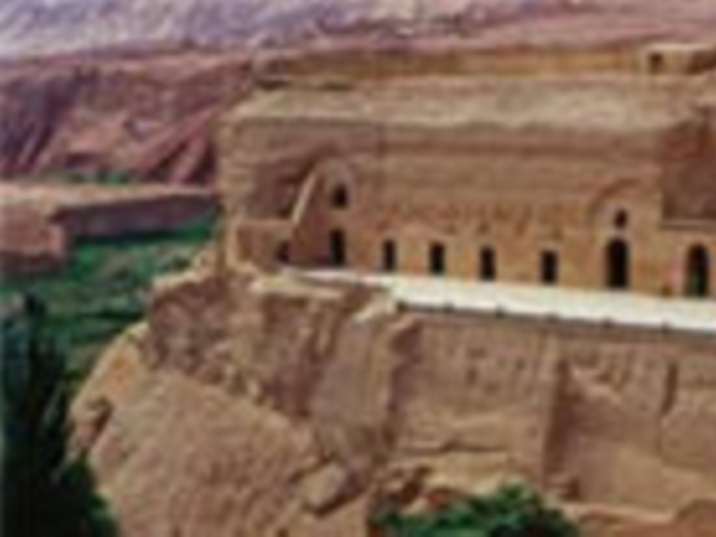 Bezeklik Thousand Buddha Caves - Turpan