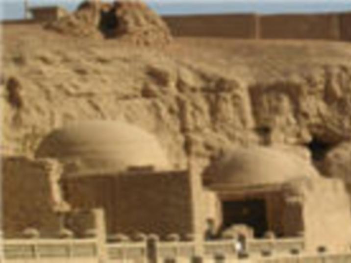 Gaochang Ruins - Turpan