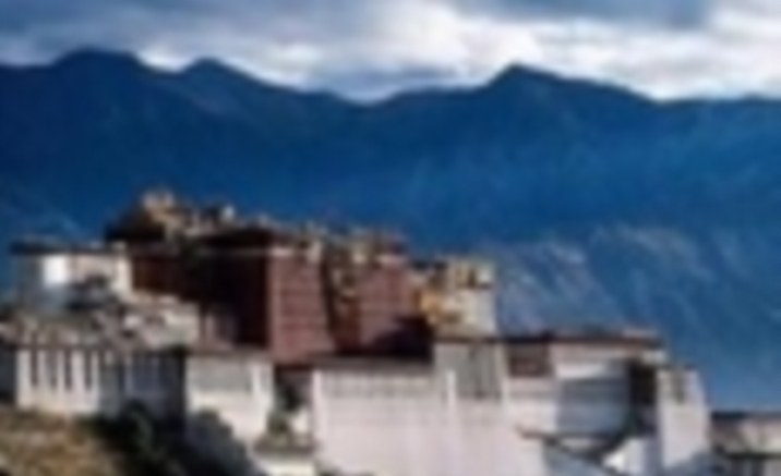 New Overpasses in Lhasa Make Pilgrimages Easier