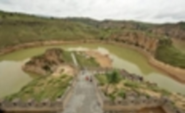 Laoniuwan Geological Park in Inner Mongolia opens to public