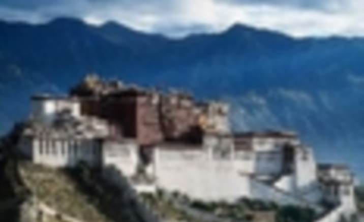 Lhasa renovated the old city