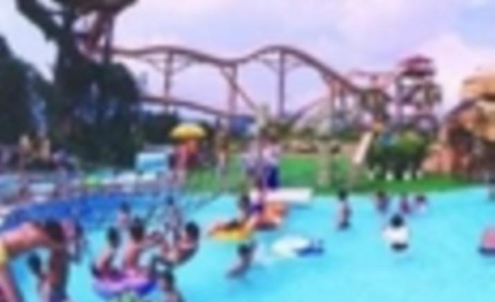 Playa Maya Water Park opened in Shanghai