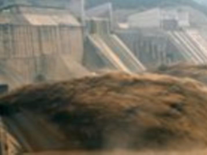 Xiaolangdi Reservoir Dam