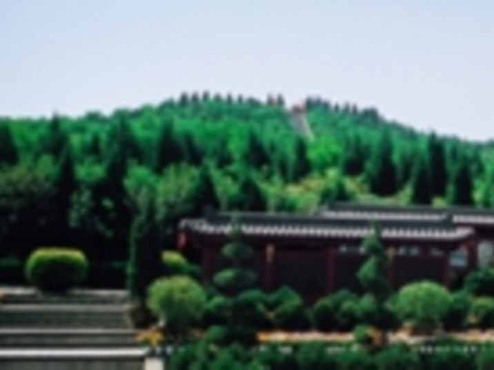 Mausoleum of Qinshihuang