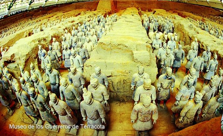 Xi'an, sede de los Guerreros Terracota