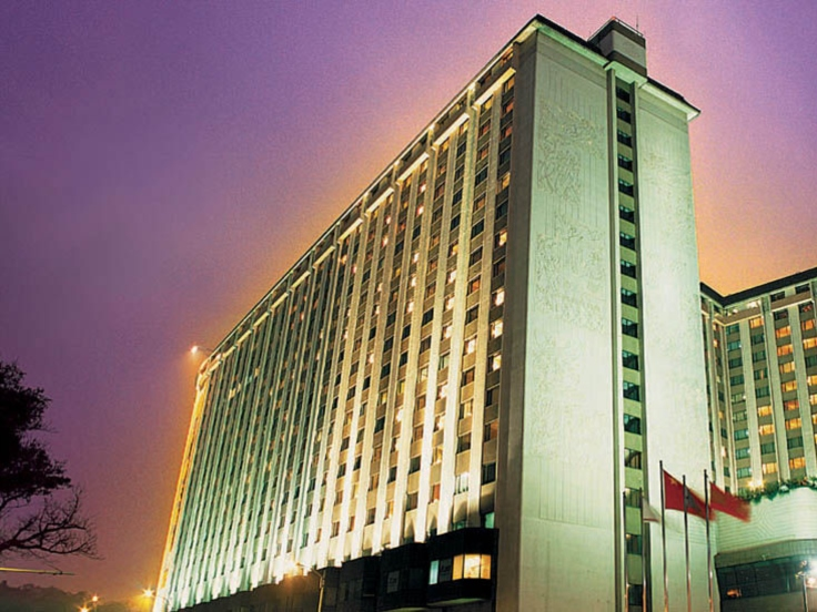 China Hotel, A Marriot Hotel