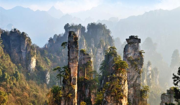 China Clásica+Avatar