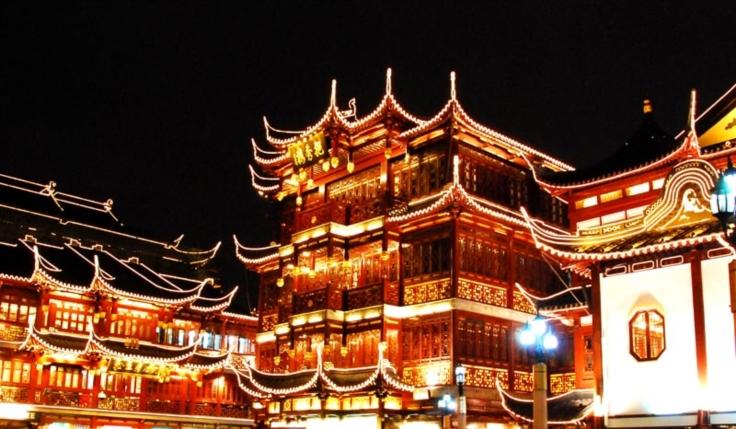 Maravillas de China con llegada a Shanghai
