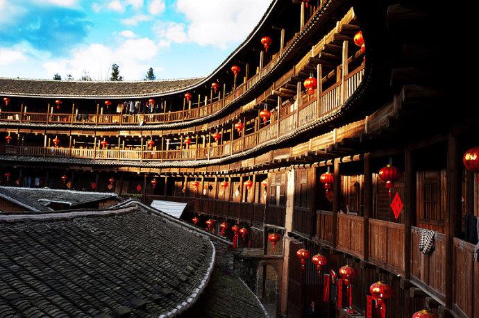 Xiamen –Descubrir Hakka Tulou