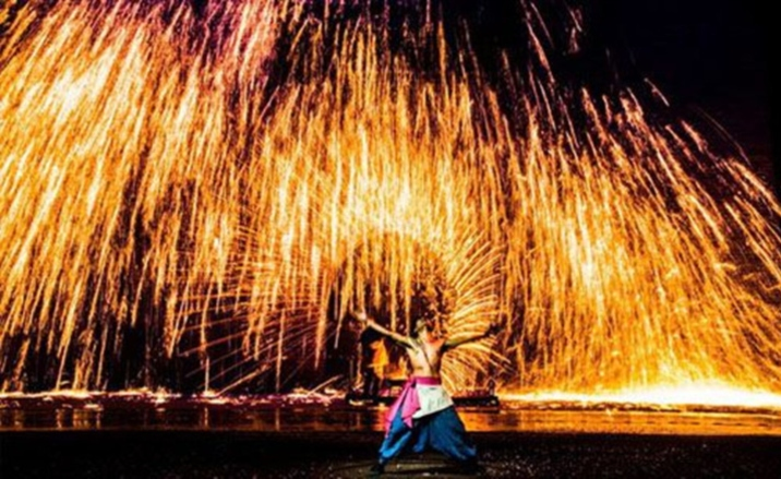 Dashuhua is performed in Yuxian County