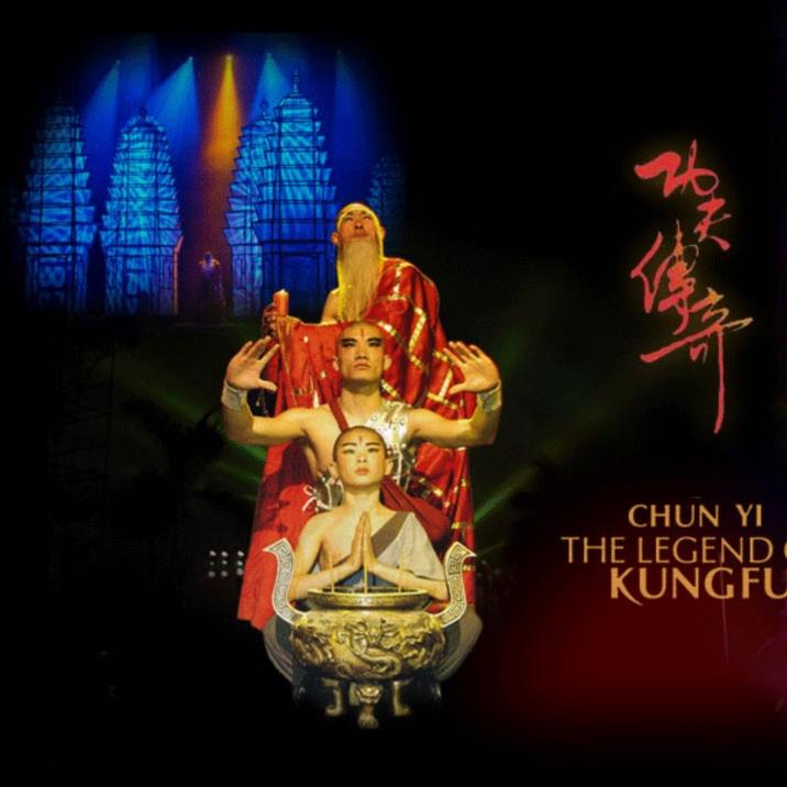 Show de Kongfu