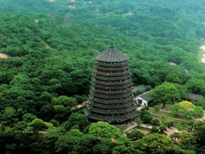 Pagoda de las Seis Armonías