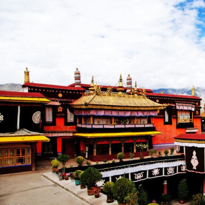 Monasterio Jokhang