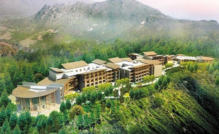 Banyan Tree Resort to open in Jiuzhaigou