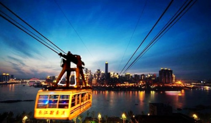 [72 heures] SANS VISA @ Transits via Chongqing, les attractions riveraines