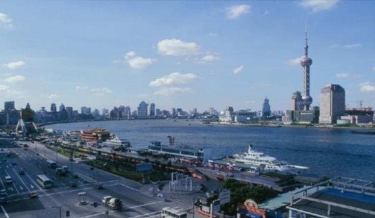 [72 heures] SANS VISA @ Transits via Shanghai, les attractions charmantes
