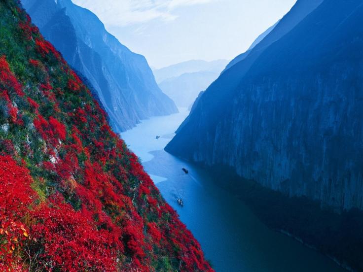 Crucero del Río Yangtze