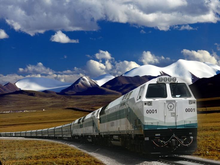 Tren a Tibet
