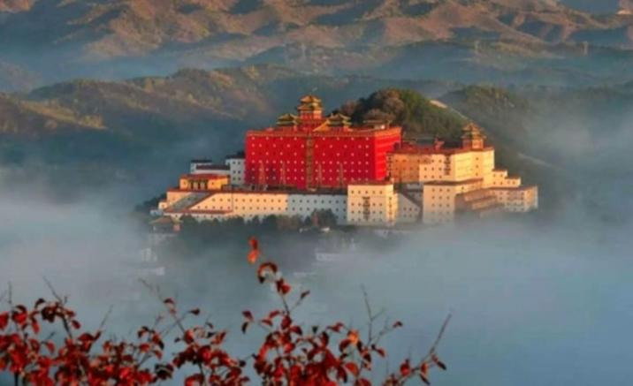 Chengde : trouver l'École de Potala dans une brume épaisse