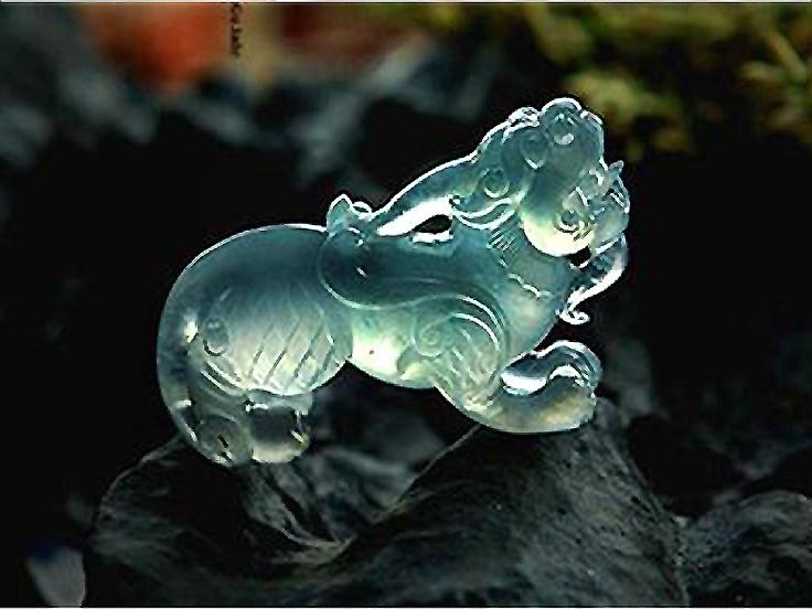 Jade du Yunnan