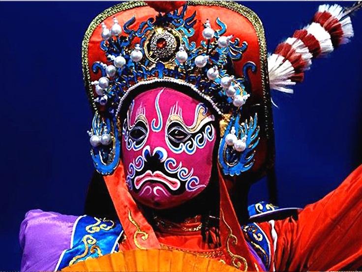 Bian Lian de l'opéra de Sichuan