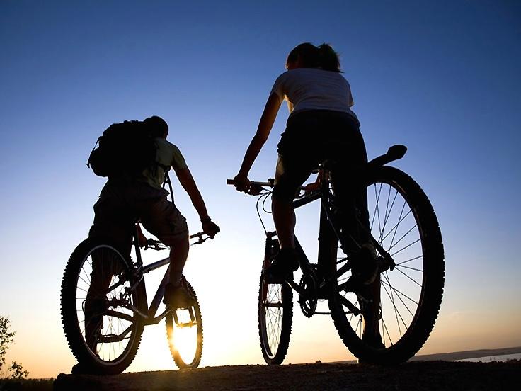 Autour du lac Qinghai en vélo