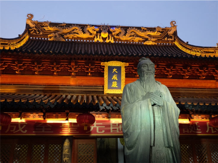 Confucius Temple Nanjing
