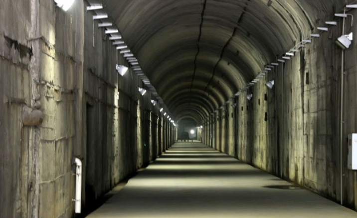 From Underground Nuclear Base to Military Tourism Attraction