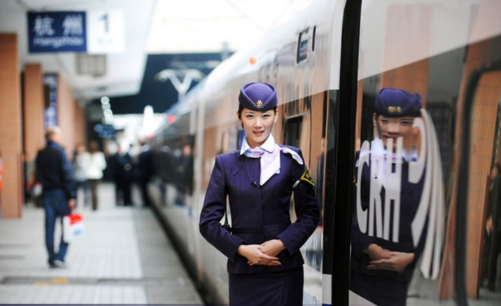 Tren de alta velocidad, China Express