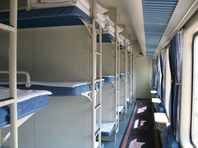 Classes Of Seat And Sleeper In China Trains Useful
