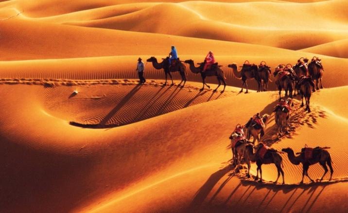 Explora la mítica Ruta de la Seda