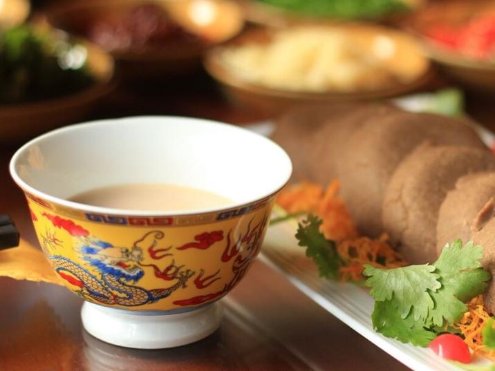 Tibetan Tea Culture