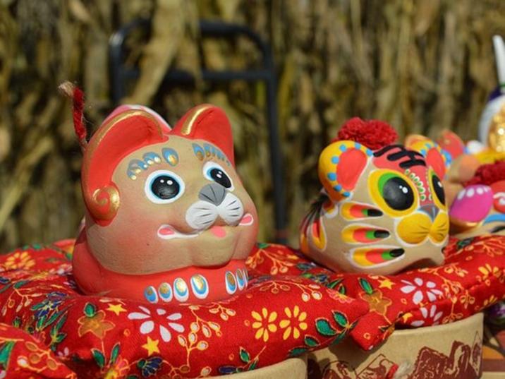 Chinese Folk Toys