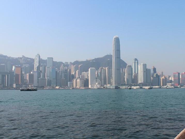 Causeway Bay- Hong Kong