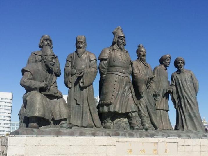 Mongolian Nationality, the Ethnic Group of Bravery