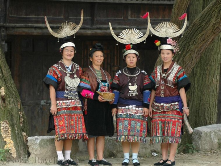 Miao Nationality, the Ethnic Group of Art