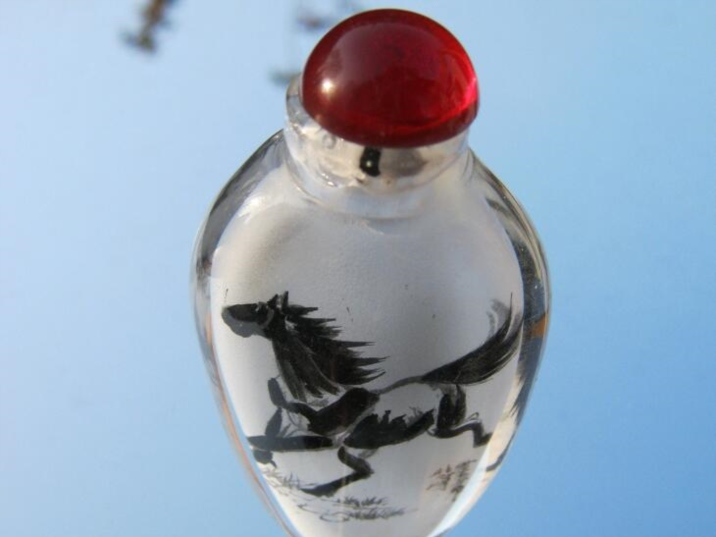 Snuff Bottle, an exquisite traditional art