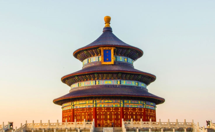 China Golden Triangle Tour