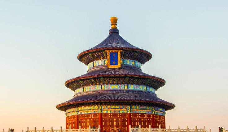 北京満喫4日間