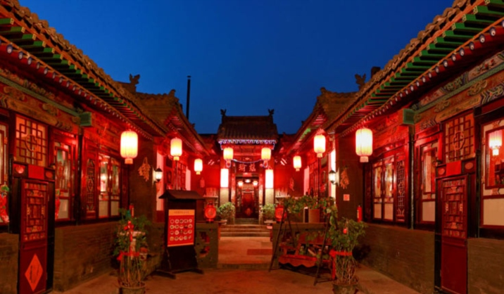 China Golden Triangle with Pingyao Culture