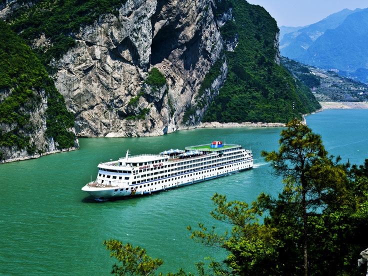 Memorable Yangzte Cruise Tour