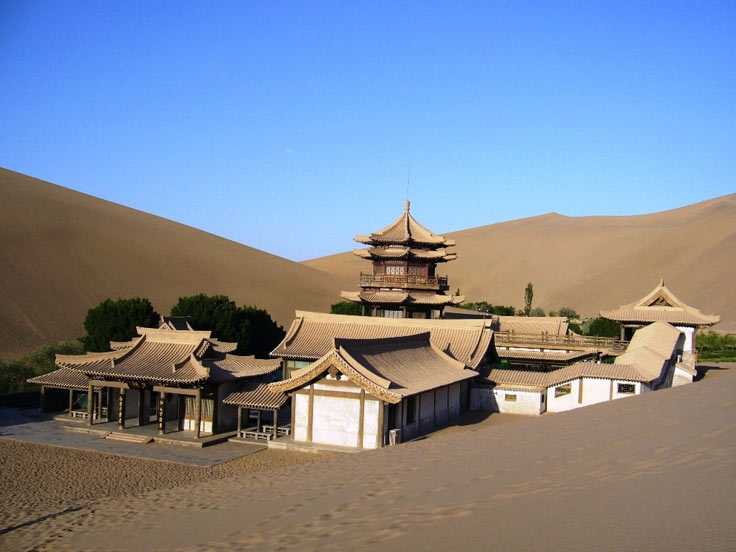 Hexi Corridor, Not only a Segment of the Silk Road