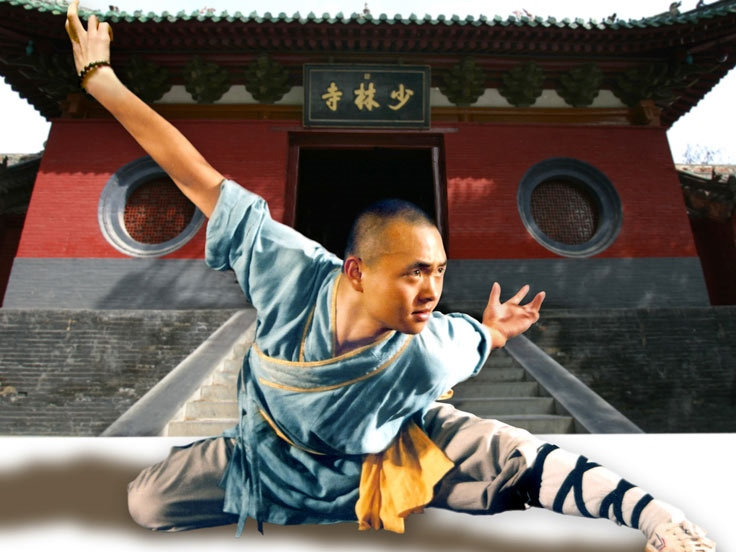 The Cradle of Chinese Shaolin Kongfu