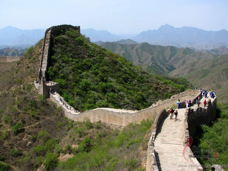 Jinshanling Great Wall Group Tour