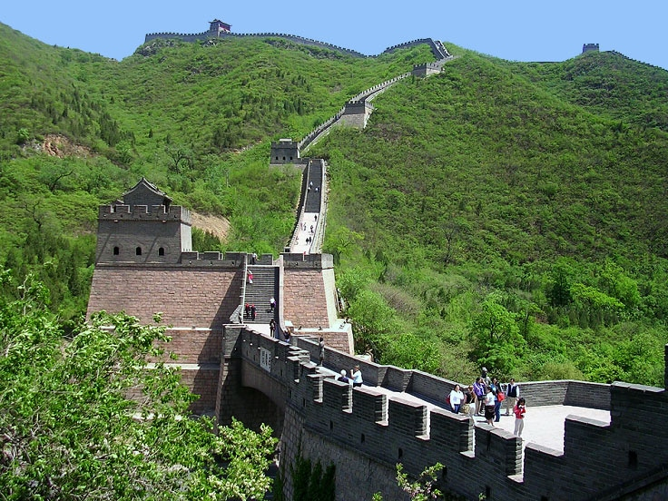 Mutianyu Great Wall - Group Tour (No Shopping) - Half day