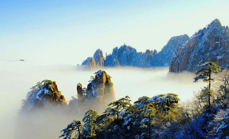 Mount Huangshan tour