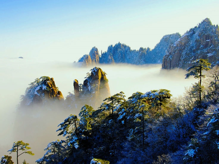 Huangshan Tours, Huangshan Private Tours, Huangshan Group ...