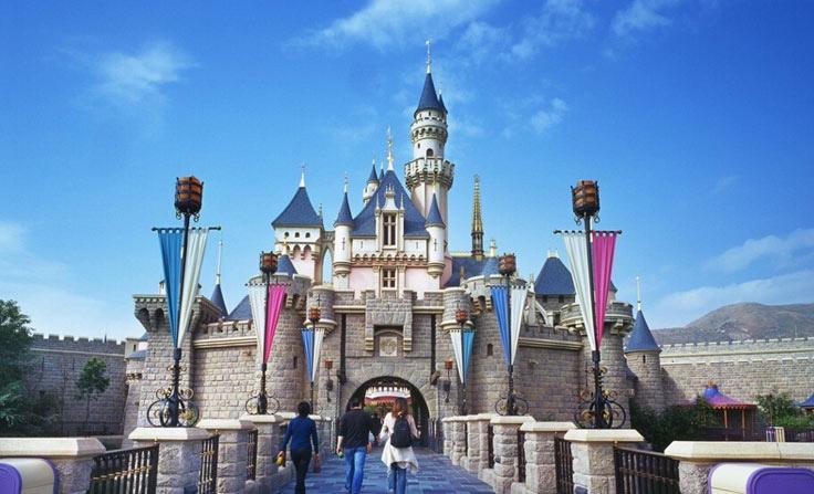 Shanghai Disneyland tour